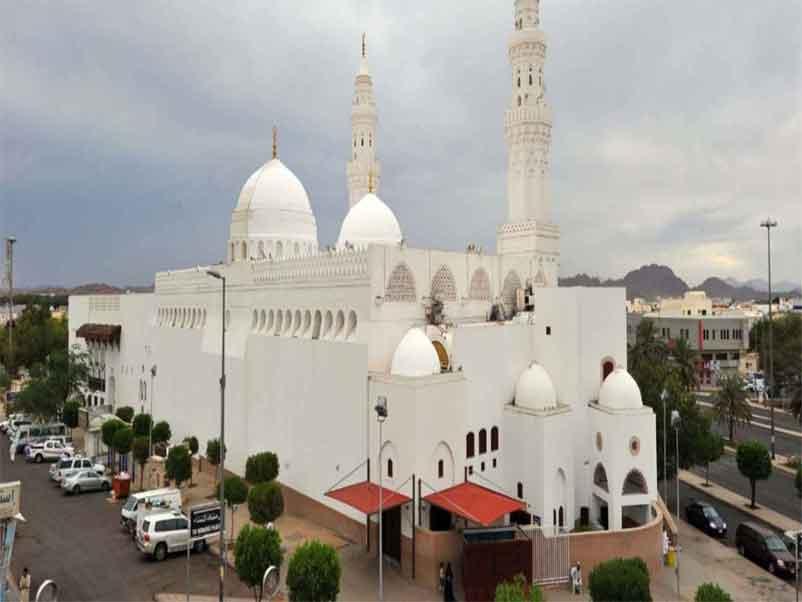 Travel Umroh Masjid Qiblatain