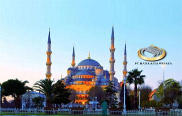 Umroh Plus Turki 2018