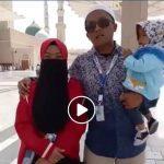 Testimoni Jema'ah Umroh