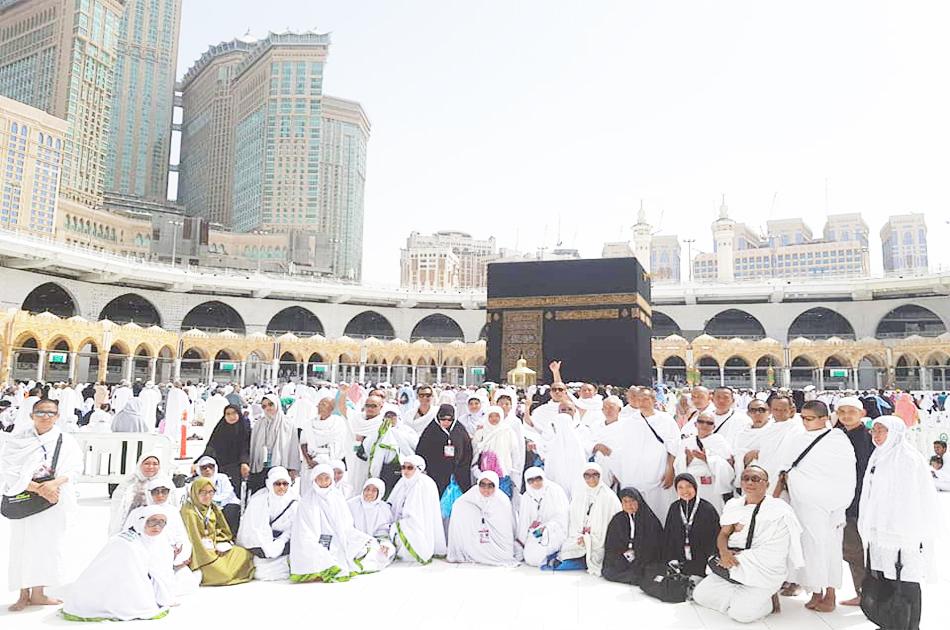 Masjid Al Harom Mekkah